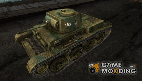 Шкурка для T-15 для World of Tanks