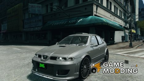 Seat Leon Cupra R for GTA 4