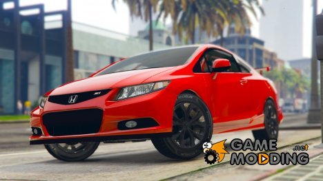 Honda Civic SI для GTA 5