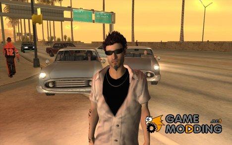 Новый Sweet для GTA San Andreas