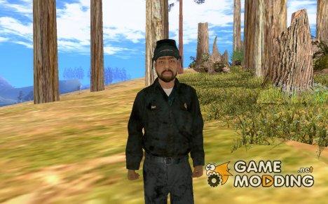 Mechanic V2 for GTA San Andreas