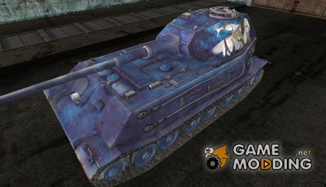 Шкурка для VK4502(P) Ausf B (Heroic Age) for World of Tanks