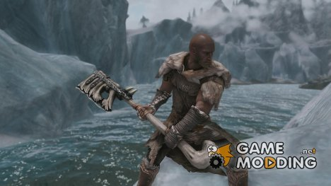 Dragon Bone Weapons Complete для TES V Skyrim