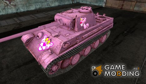 PzKpfw V Panther 14 for World of Tanks