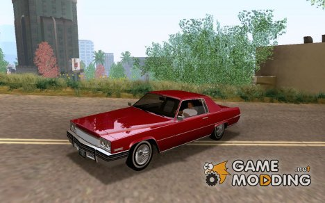 Manana from GTA 4 для GTA San Andreas