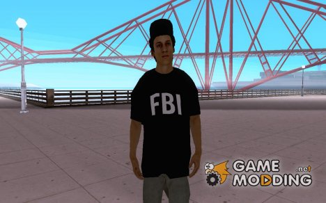 Пацан в FBI for GTA San Andreas