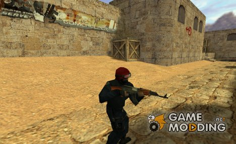 Background Skin CS 1.6 для Counter-Strike 1.6