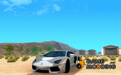 Lamborghini Aventador LP 700-4 for GTA San Andreas