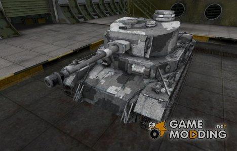 Камуфлированный скин для VK 30.01 (P) для World of Tanks