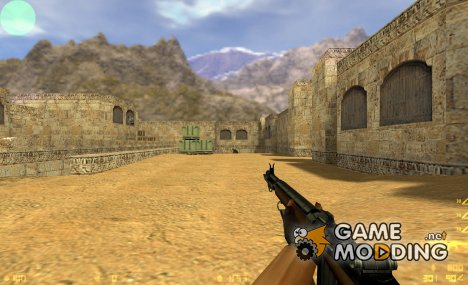 M14 with bayonet for Counter-Strike 1.6