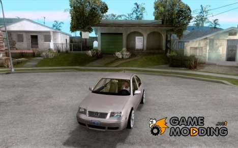 Volkswagen Bora VR6 4MOTION for GTA San Andreas