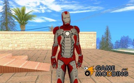 Iron man-Mark V для GTA San Andreas