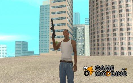 Tec9 HD for GTA San Andreas