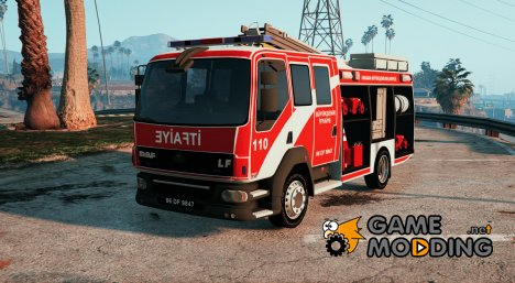 Ankara İtfaiyesi l Turkey Ankara Fire Department for GTA 5