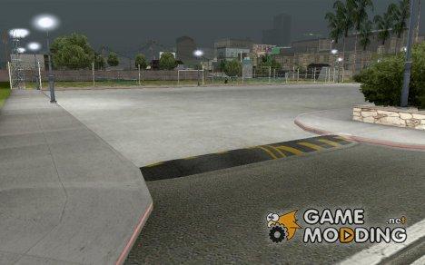 Лежачие полицейские for GTA San Andreas