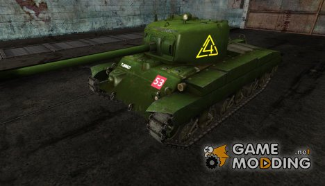 Т20 Sigsauer для World of Tanks