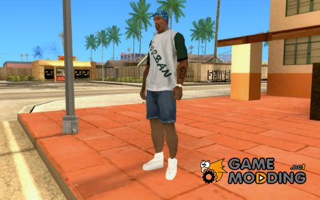 Air Force One для GTA San Andreas