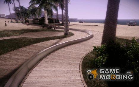 Beach-Summer 2017 for GTA San Andreas