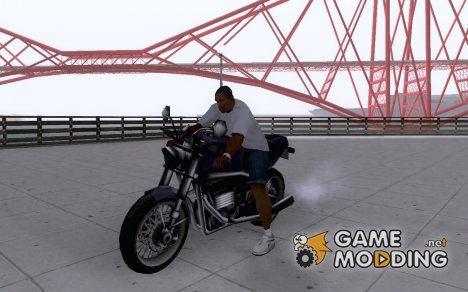 VCS Streetfighter for GTA San Andreas