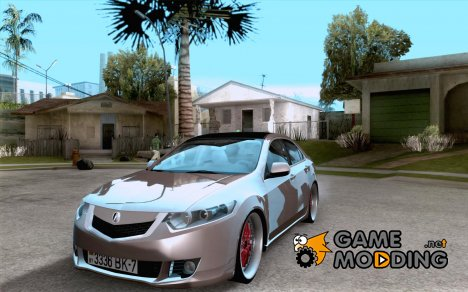 Acura TSX Doxy for GTA San Andreas