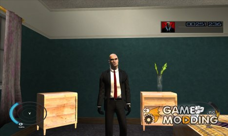 HITMAN for GTA San Andreas