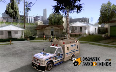 Ford F350 REP Truck for GTA San Andreas