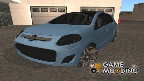 Fiat Palio 2014 для GTA San Andreas
