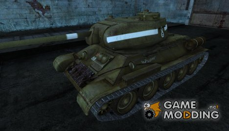 T-34-85 horacio&VakoT для World of Tanks