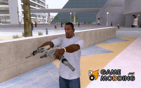 Micro UZI для GTA San Andreas