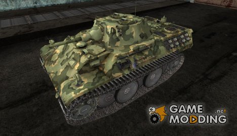шкурка для VK1602 Leopard № 53 для World of Tanks