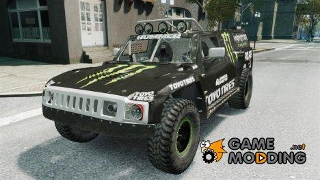 Hummer H3 Raid T1 (DiRT2) для GTA 4