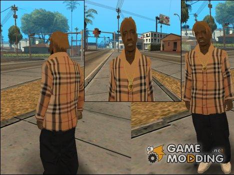 Dreadlocks v1 for GTA San Andreas
