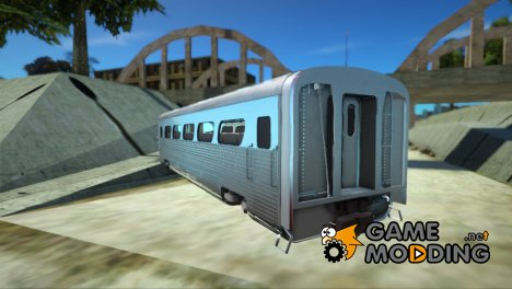 GM Aerotrain Coach для GTA San Andreas