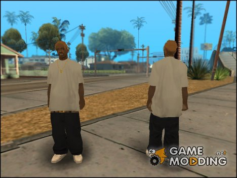 Dreadlocks v.3 for GTA San Andreas