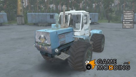 ХТЗ Т-150 v 2.0 Vitargan177 for Spintires 2014