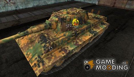 Шкурка для E-50 Ausf.M for World of Tanks
