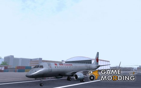 Embraer ERJ 190 Air Canada for GTA San Andreas