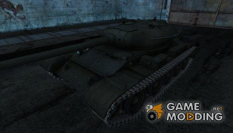 T-54 1000MHz for World of Tanks