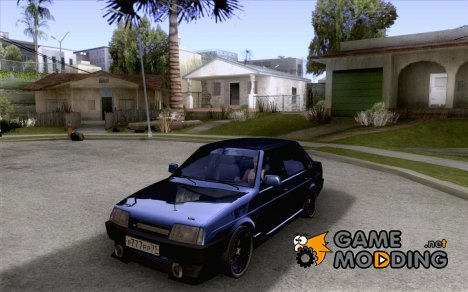 Ваз 21099 Tuning By Danil for GTA San Andreas