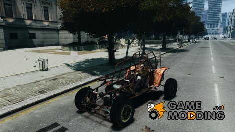 Half Life 2 buggy for GTA 4