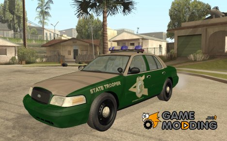 Ford Crown Victoria New Hampshire Police для GTA San Andreas