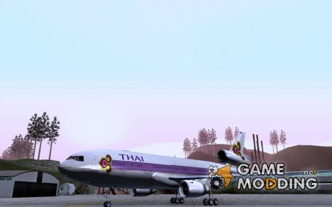 McDonell Douglas  DC 10 Thai Airways для GTA San Andreas