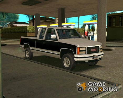 GMC Sierra 2500  1992 for GTA San Andreas