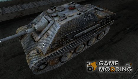 JagdPanther 14 for World of Tanks