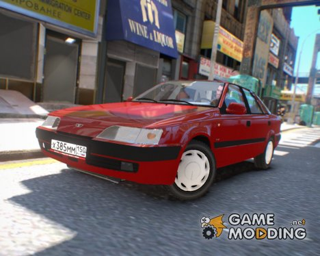 Daewoo Espero 1996 GLX 1.5 16V DOHC for GTA 4