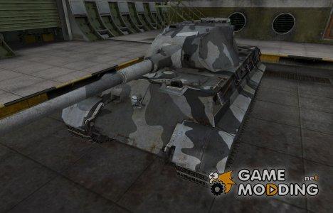 Шкурка для немецкого танка PzKpfw VIB Tiger II for World of Tanks