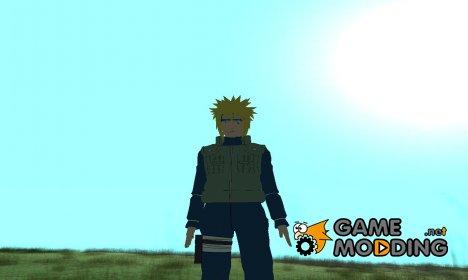 Минато из Наруто HD для GTA San Andreas