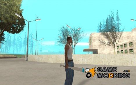 Бита El Coronos v.1.0 for GTA San Andreas