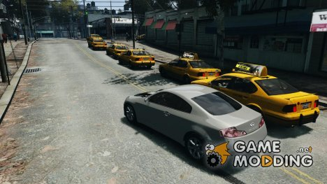 Taxi Bug Fix for GTA 4