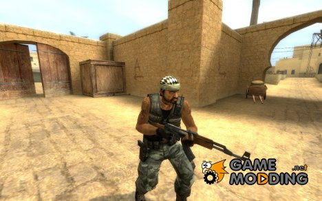 guerilla[new] для Counter-Strike Source